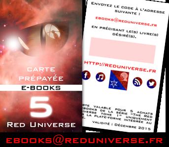 Abonnez-vous aux ebooks de RedUniverse !
